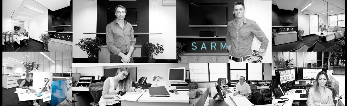 THE SARM ARCHITECTS TEAM