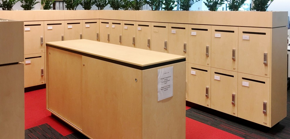 JLL Central Storage Lockers